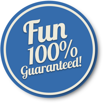 circle button of 100 fun
