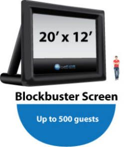 blockbuster movie screen small image